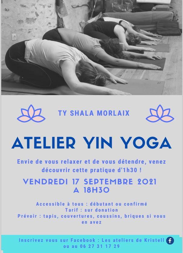 Atelier Yin Yoga.17.09.21